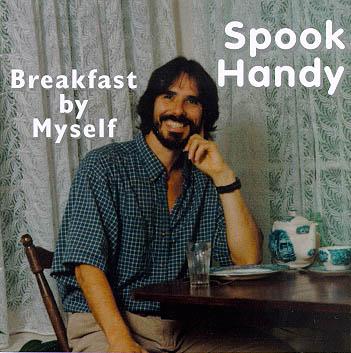 Breakfast by Myself - CD